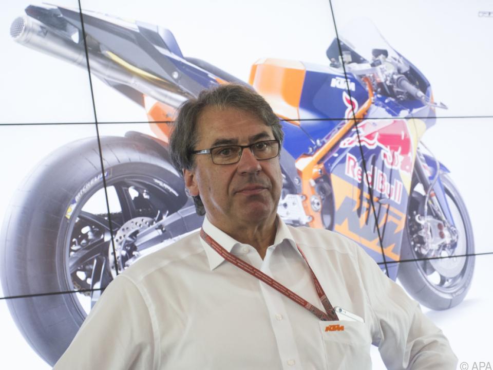 KTM-Industries-Gruppe schrieb gute Zahlen