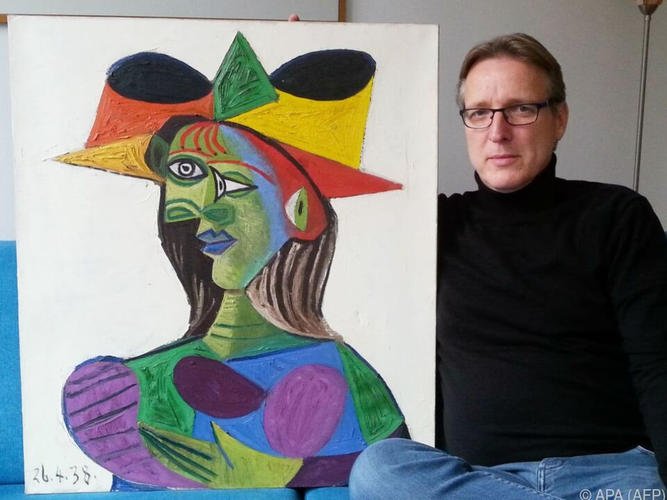 Kunstdetektiv Arthur Brand spürte das verschollene Werk auf