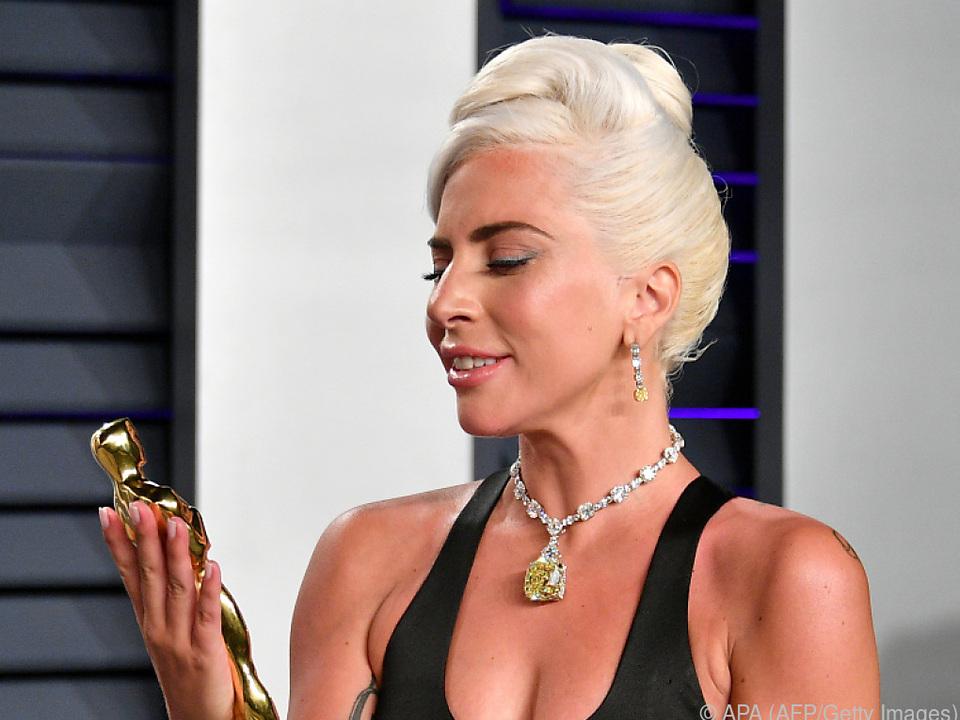Lady Gaga arbeitet an \