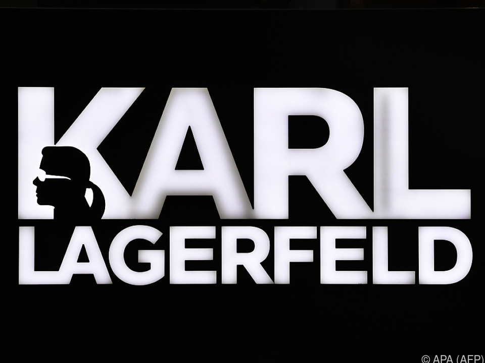 Lagerfeld starb am 19. Februar