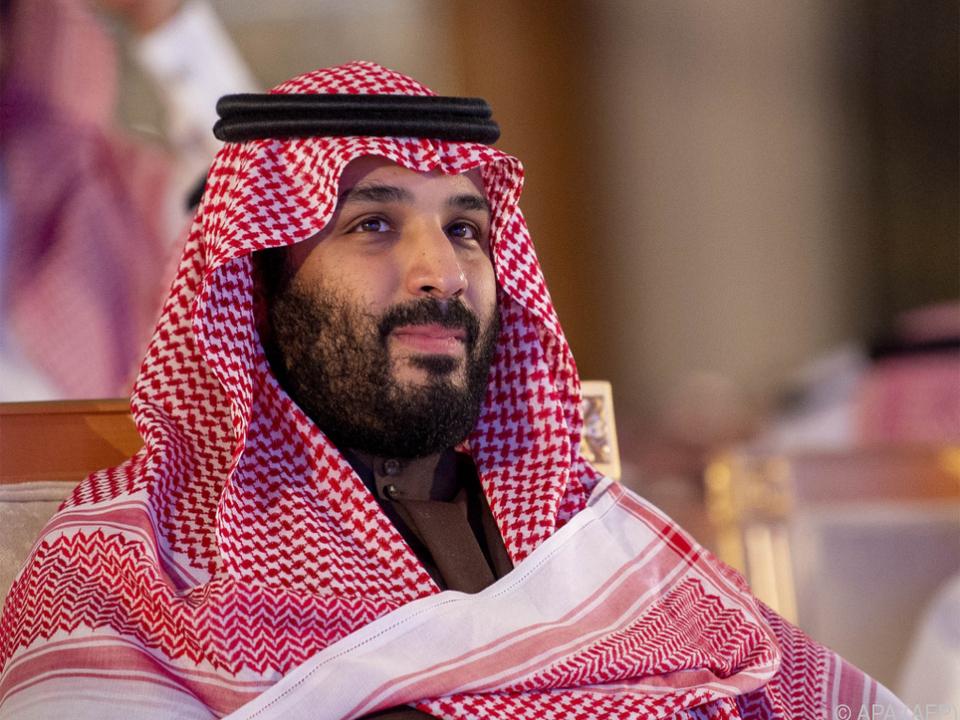 Laut Zeitungsbericht erhärtet sich der Verdacht gegen bin Salman