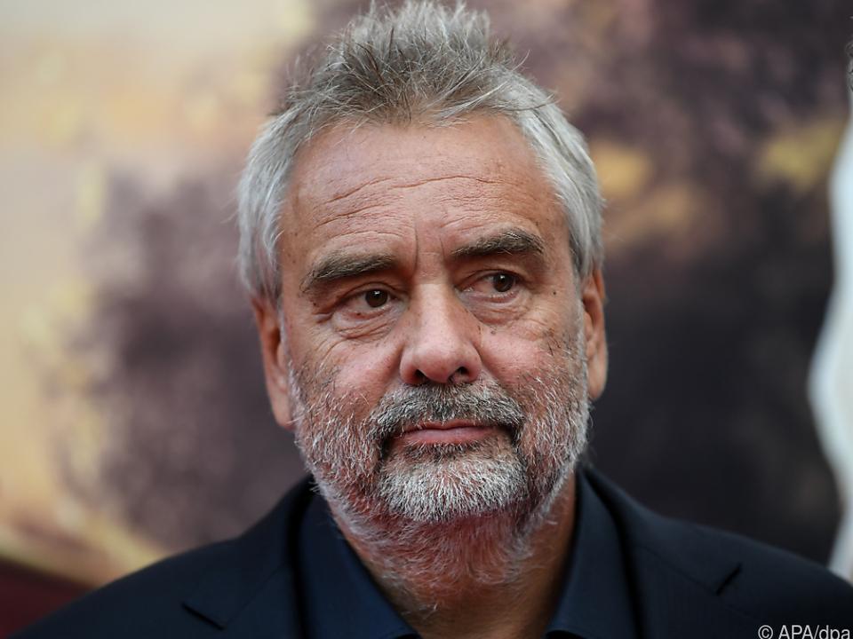 Luc Besson wird 60