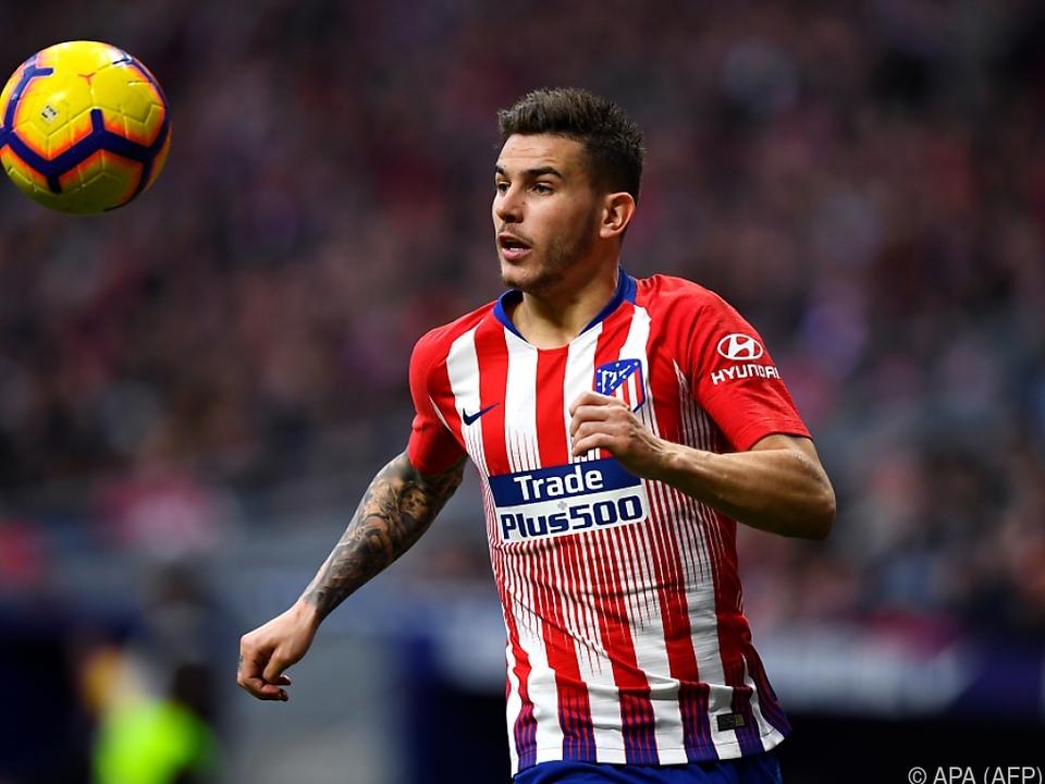 Lucas Hernandez wechselt von Madrid nach München