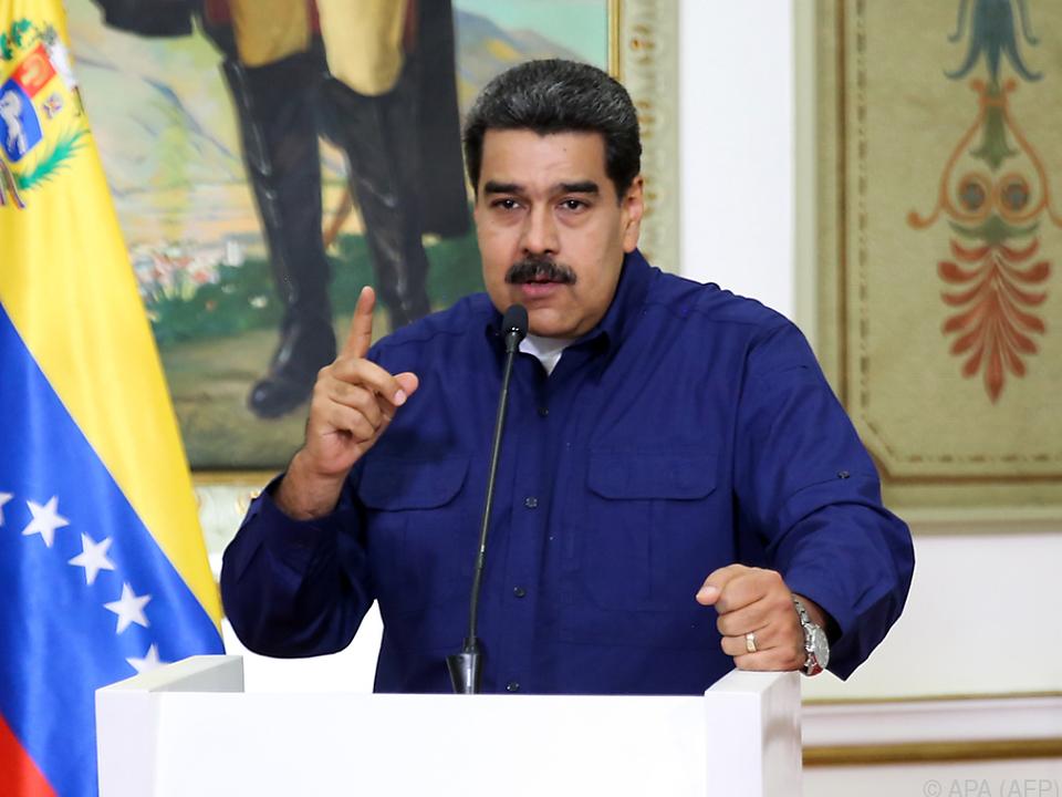Maduro plant Umstrukturierungen