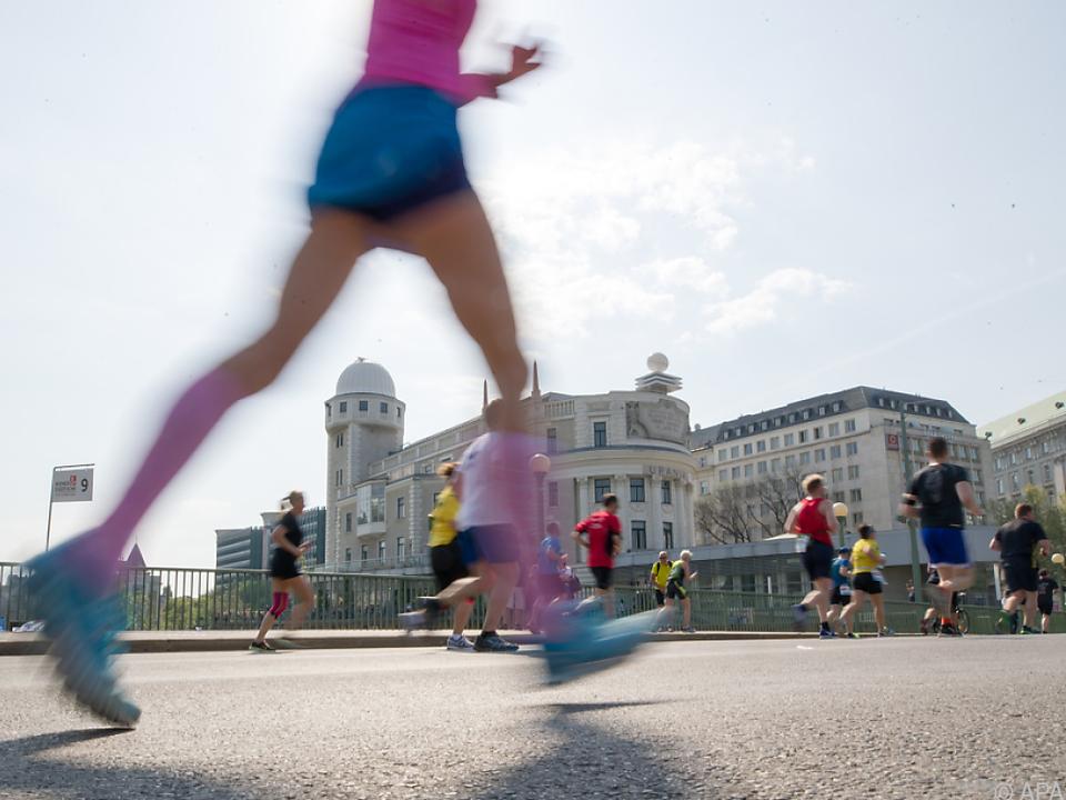 Marathon bringt auch fast 25 Millionen Euro nach Wien