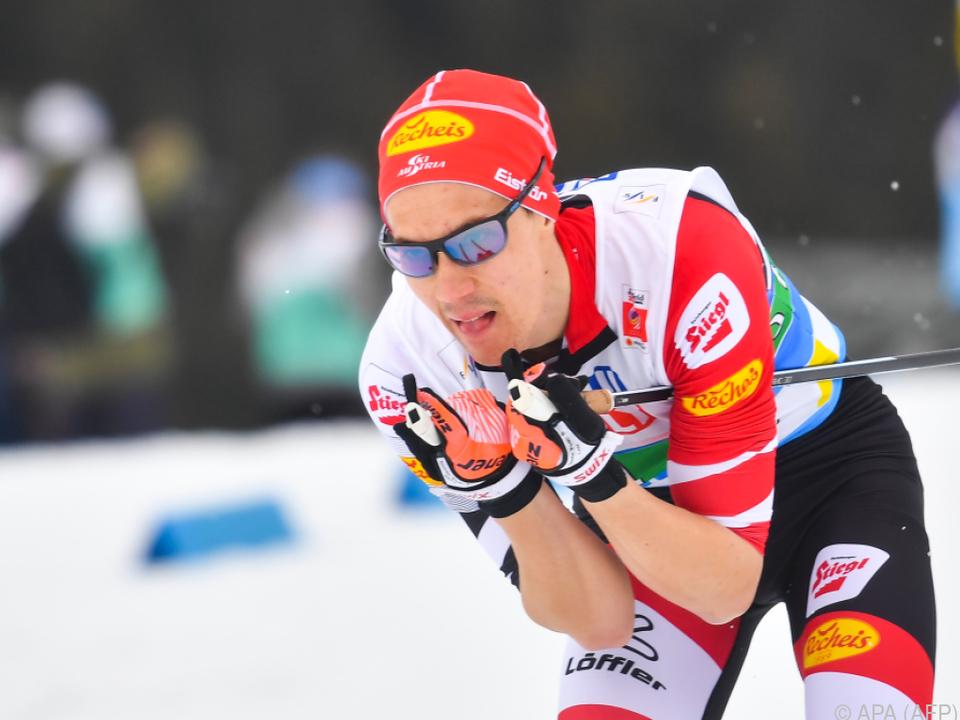 Mario Seidl lief mit Kreuzbandriss zu WM-Bronze