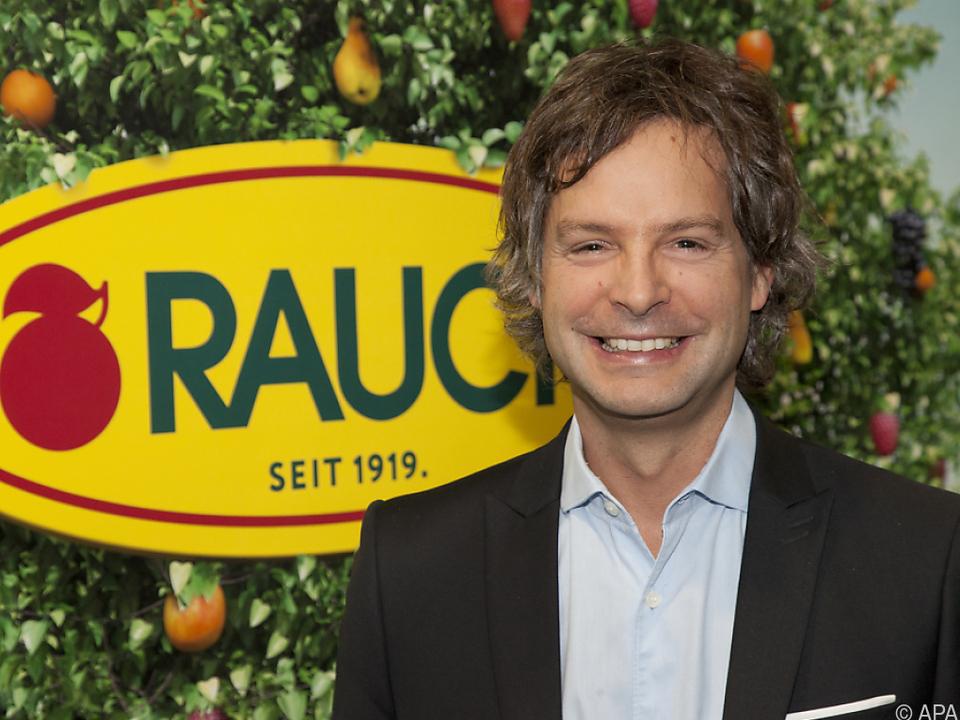 Marketingleiter Daniel Wüstner