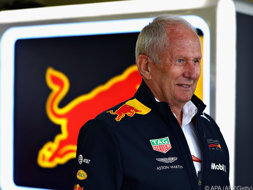 Marko freut der Wechsel von Renault zu Honda