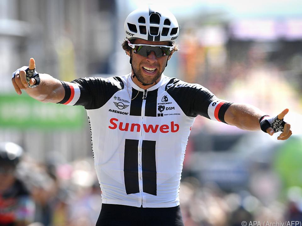 Matthews mit Etappenerfolg in Vilaseca