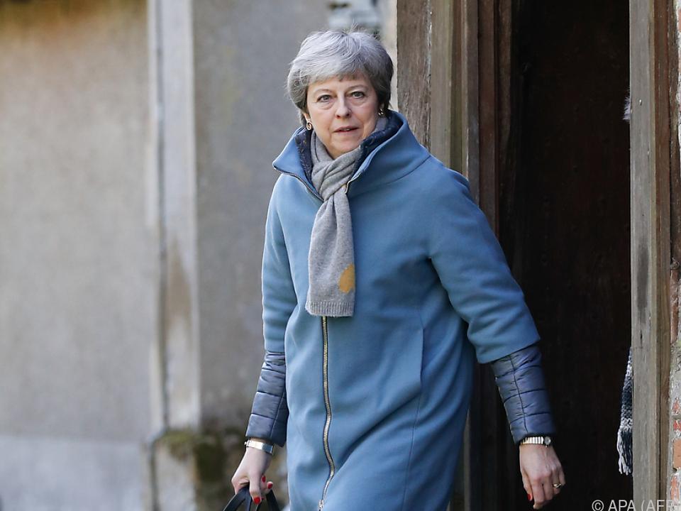May findet für ihren Deal weiter keine Unterstützung