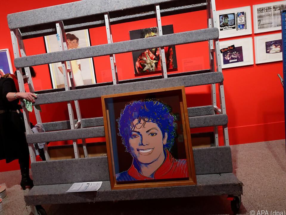 Michael-Jackson-Ausstellung in der Bundeskunsthalle
