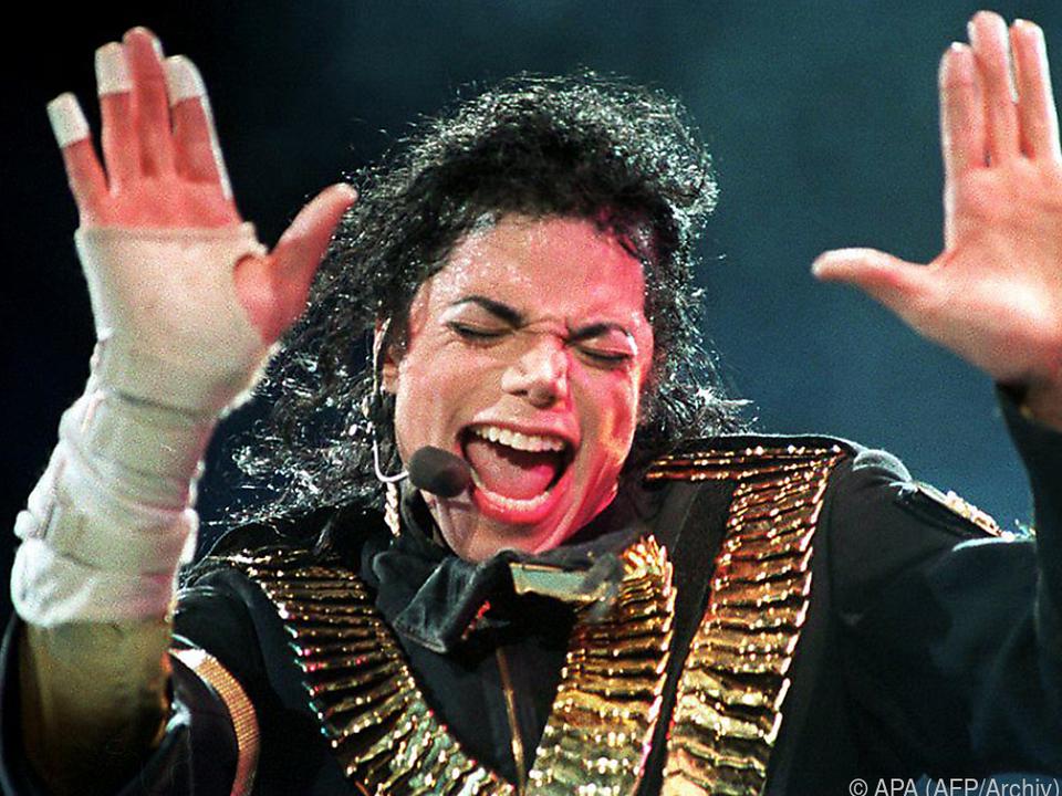 Michael Jackson prägte die Musik