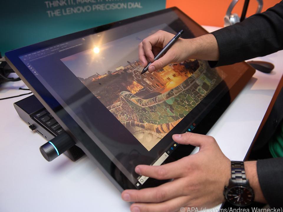 Touch ist bei All-in-one-PCs selten geworden: Lenovos Yoga A940 hat es aber