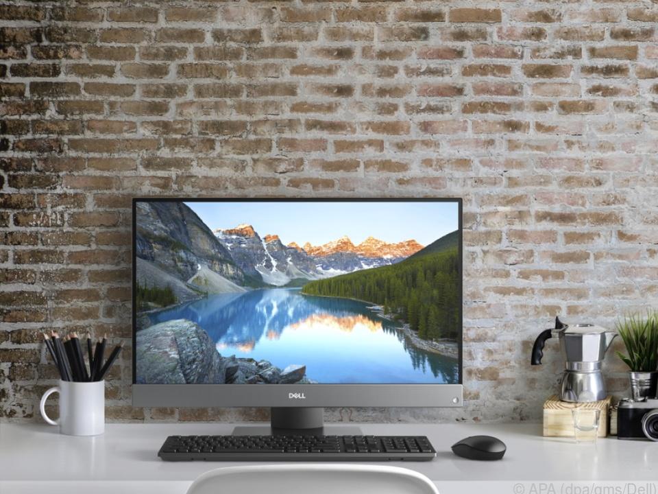 Dells Inspiron 27 7000 All-in-One ist ab rund 930 zu haben