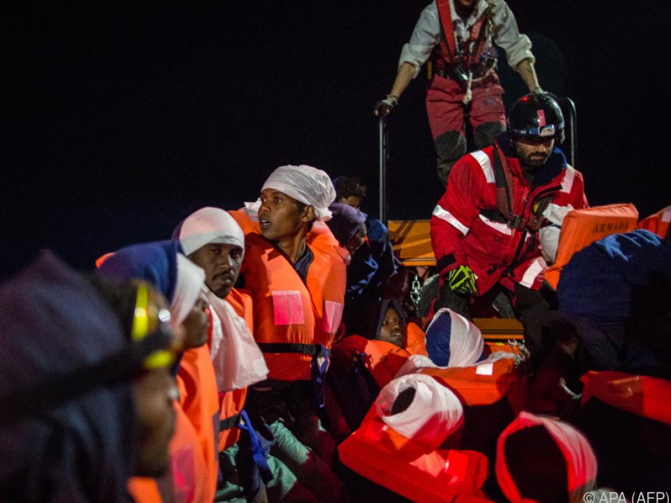 Mittelmeer-Mission wird wegen Streit mit Italien eingestellt
