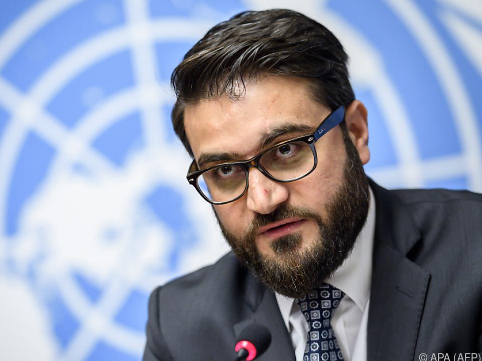 Mohib verurteilte das Vorgehen der US-Regierung