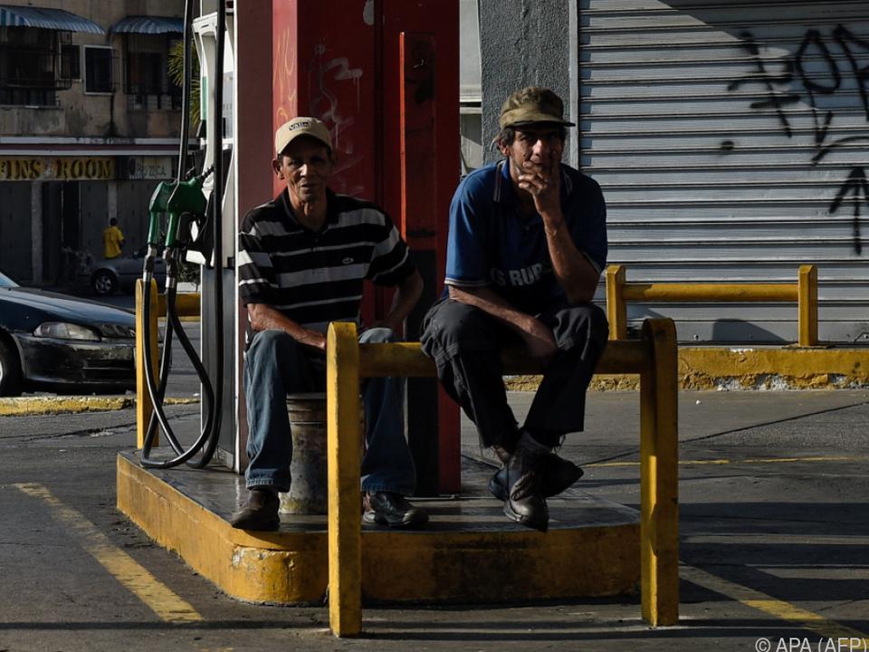 Neuerlicher Stromausfall legt Venezuela lahm