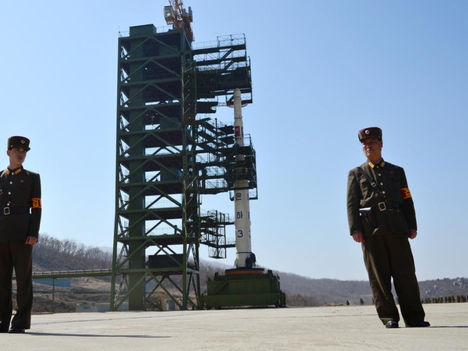 Nordkorea investiert lieber in Raketen statt in Landwirtschaft