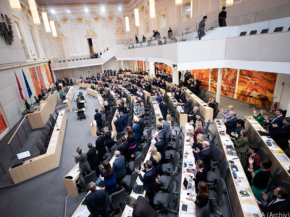 Nur die Koalitionsfraktionen ÖVP und FPÖ stimmten für die Regelung
