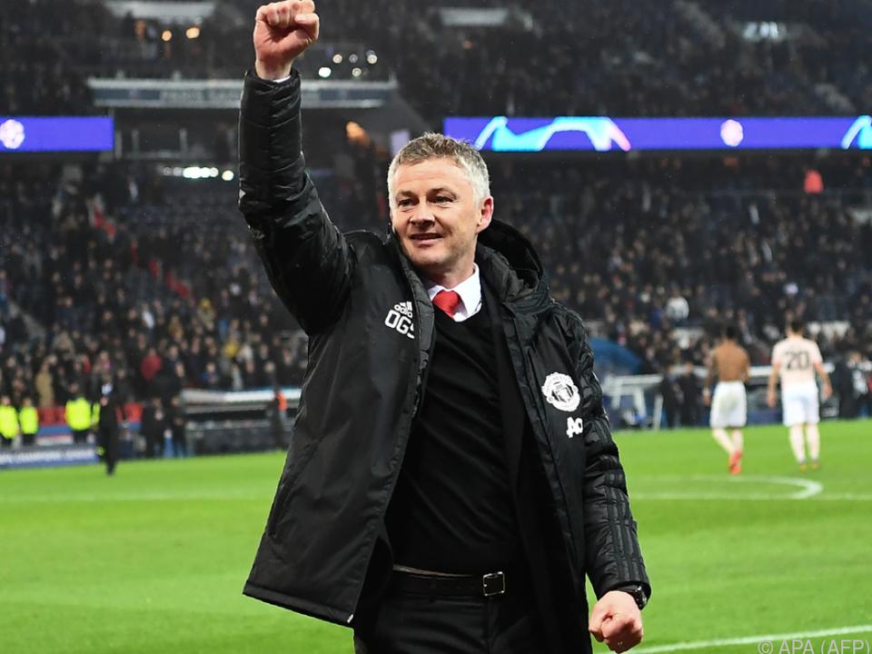 Ole Gunnar Solskjaer übernahm fix Job von Jose Mourinho