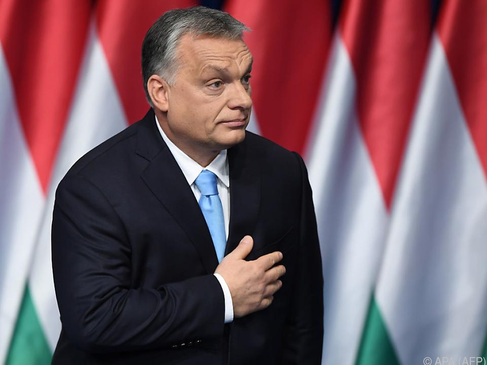 Orban ist auch in EU-Kreisen höchst umstritten
