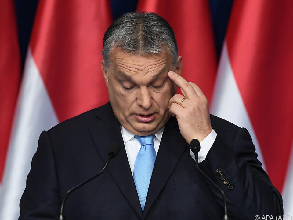 Orbans Partei soll aus der EU-Mutterorganisation fliegen