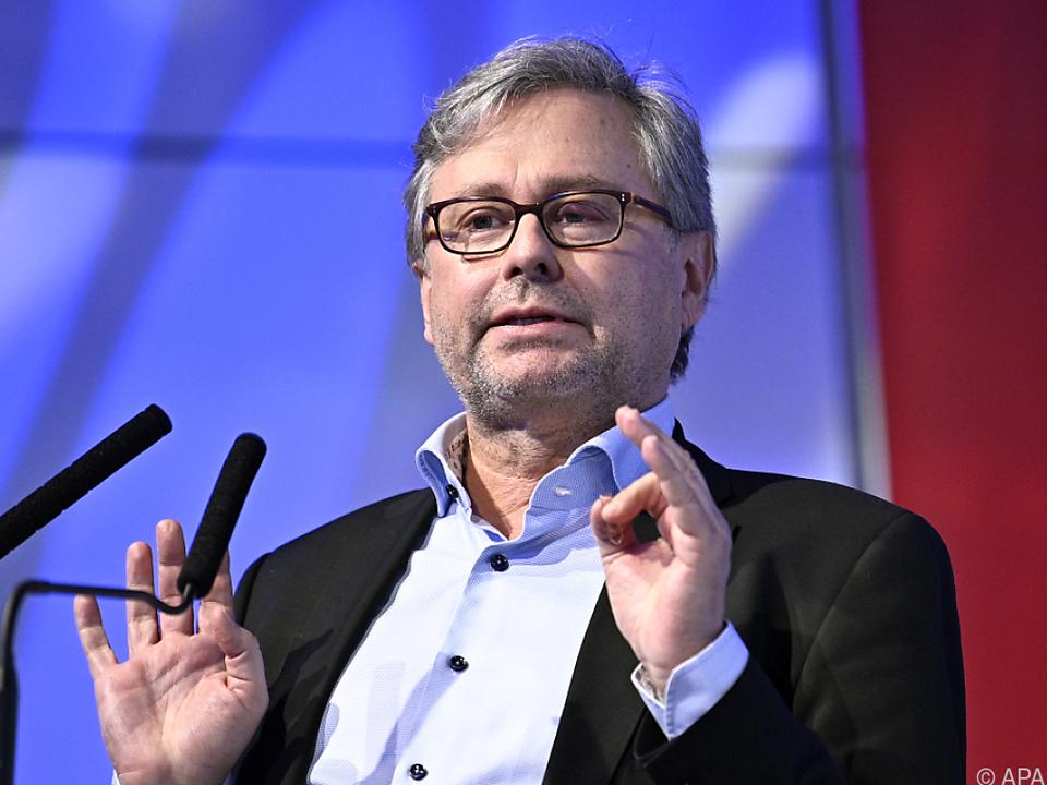 ORF-GI Wrabetz wehrt sich gegen politische Einflussnahme