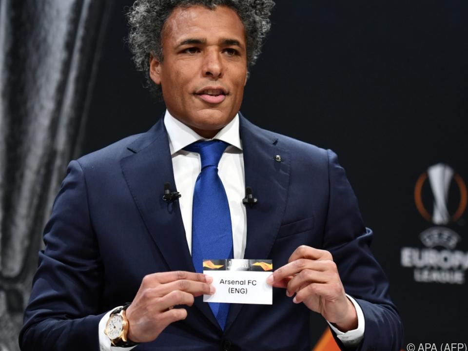Pierre van Hooijdonk zog Arsenal als Gegner von Napoli