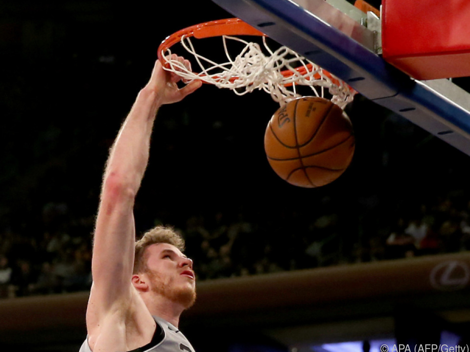 Pöltl mit San Antonio Spurs erfolgreich