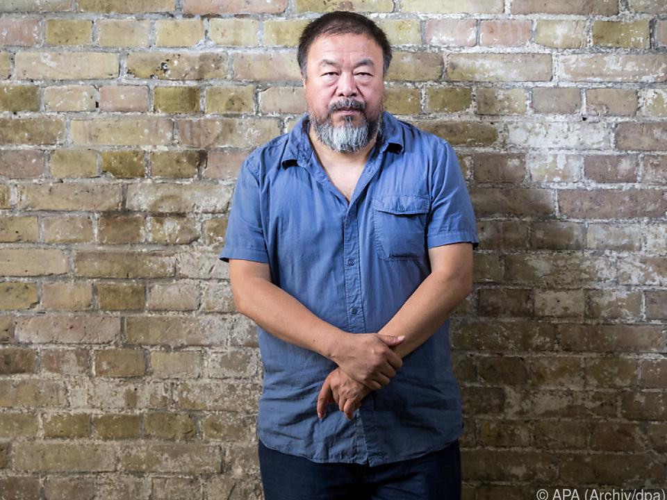 Preis für Ai Weiwei für \