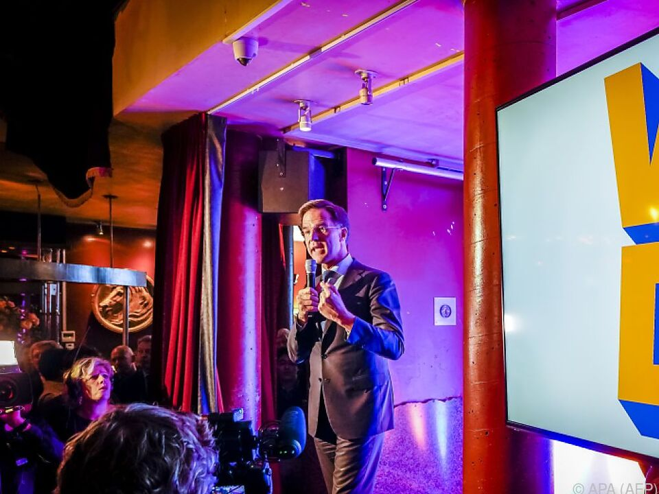 Premier Mark Rutte muss sich nach neuen Partner umschauen