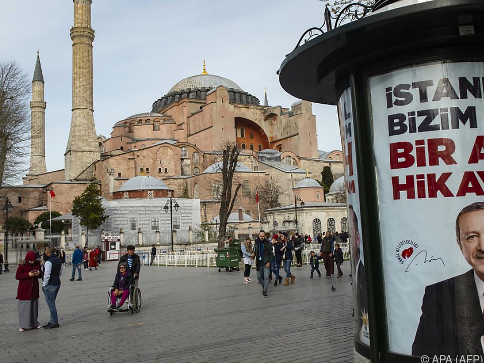 Religion ist ein großes Thema im Wahlkampf