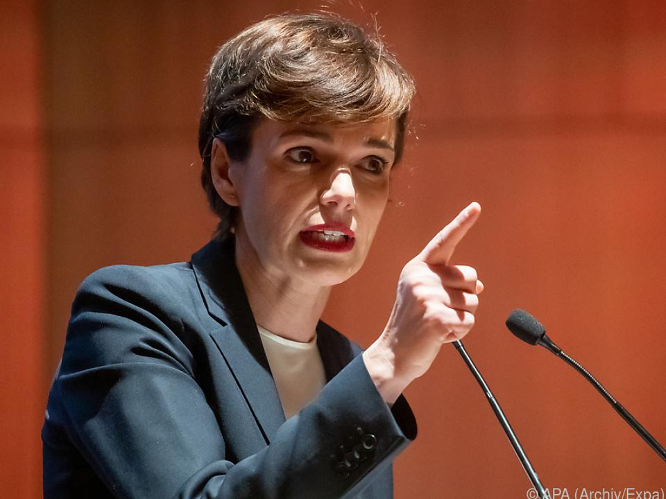 Rendi-Wagner kündigte Antrag von Drittel der SPÖ-Bundesräte an