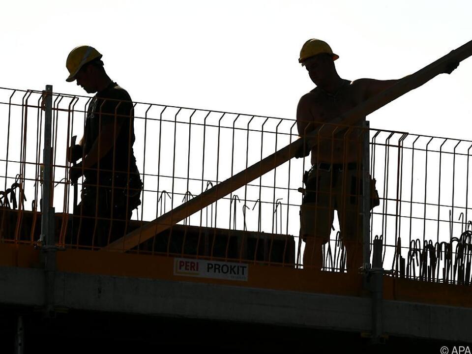 Rund 4,3 Millionen Menschen waren 2018 erwerbstätig