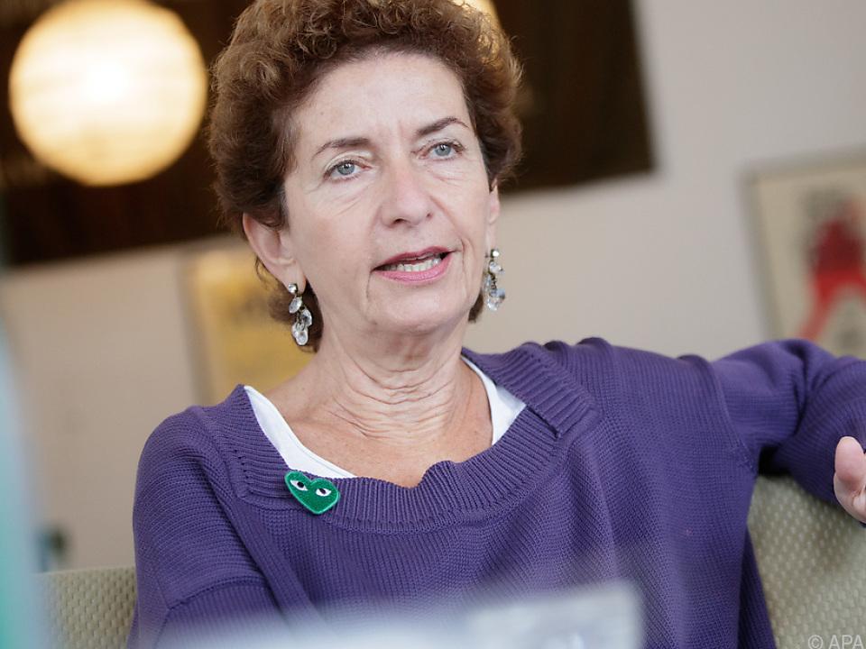 Ruth Beckermann wurde für \