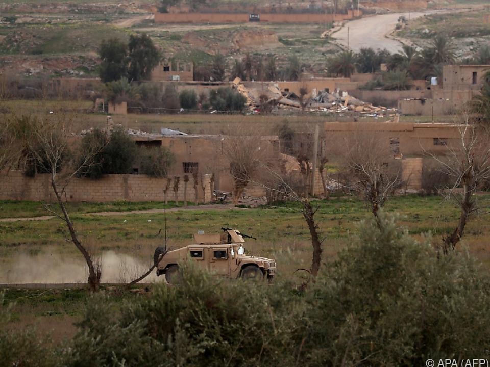 Seit Tagen waren Zivilisten aus dem Gebiet evakuiert worden