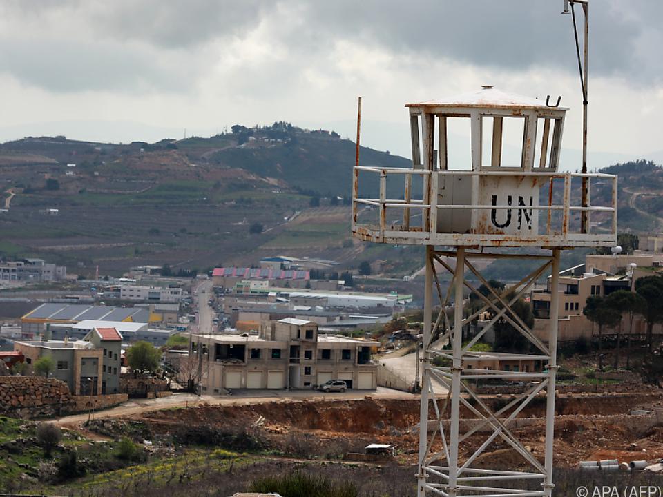 Streit um Golanhöhen geht weiter