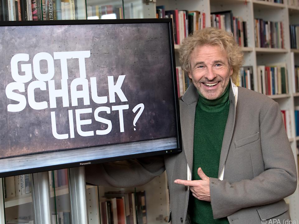 Thomas Gottschalk: \