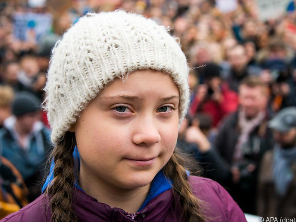 Thunberg hat mit ihrem Klimastreik eine \
