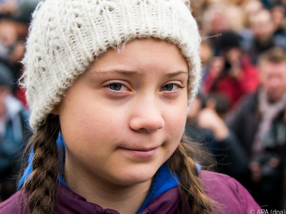 Goldene Kamera für Greta Thunberg - Sonderpreis am 30. März