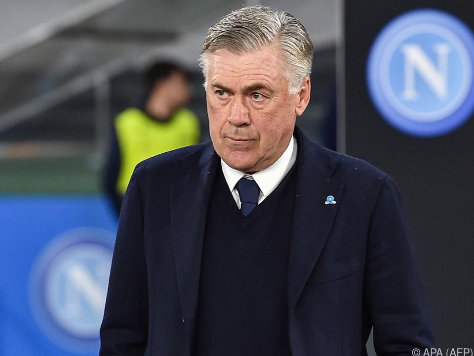 Trainer Anelotti übt trotz Sieg Kritik an seiner Mannschaft Napoli