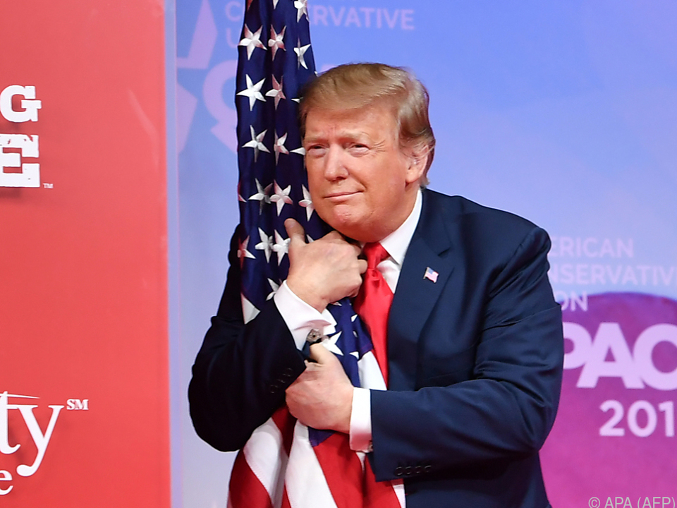 Trump und sein Umfeld sollen genau untersucht werden