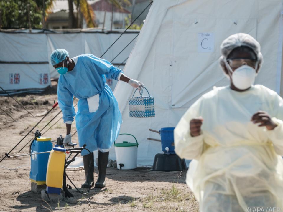 Überschwemmungen sorgten für gute Bedingungen für Cholera