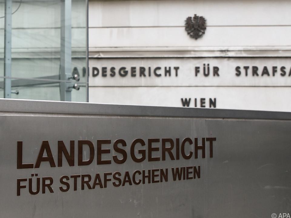 Urteil am Landesgericht Wien