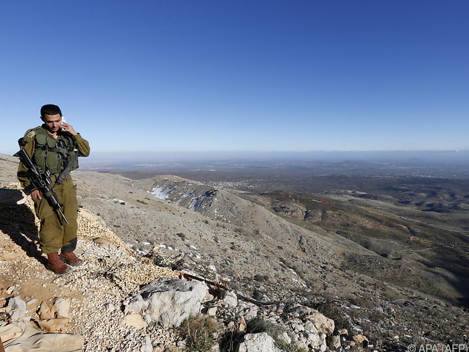 USA und Israel gegen den Rest der Welt