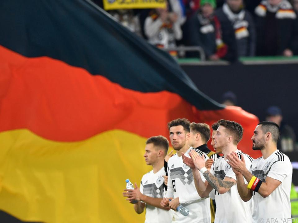 Verjüngte DFB-Elf holte ein Remis gegen Serbien