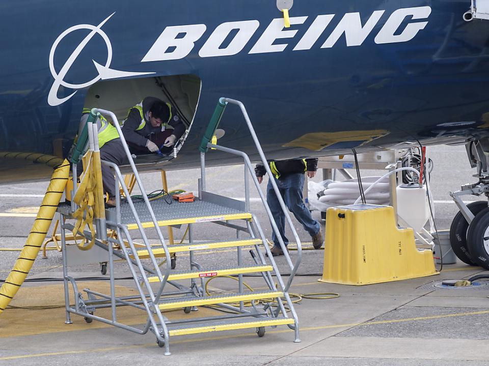 Vertrauen in Boeing wackelt