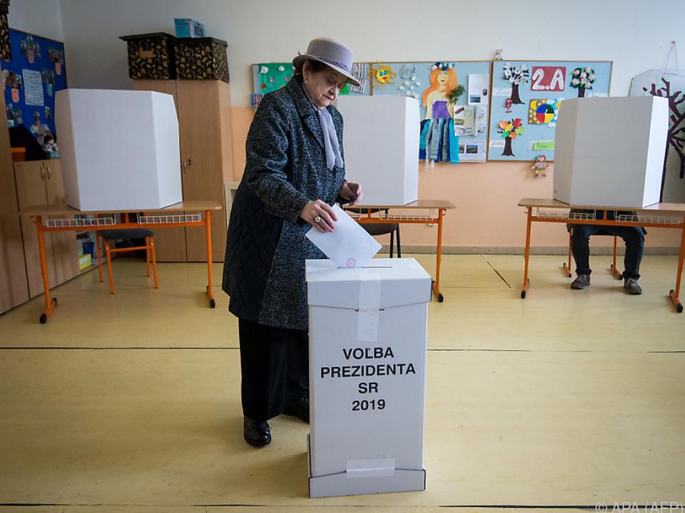 Vier Millionen Wahlberechtigte können ihre Stimme abgeben