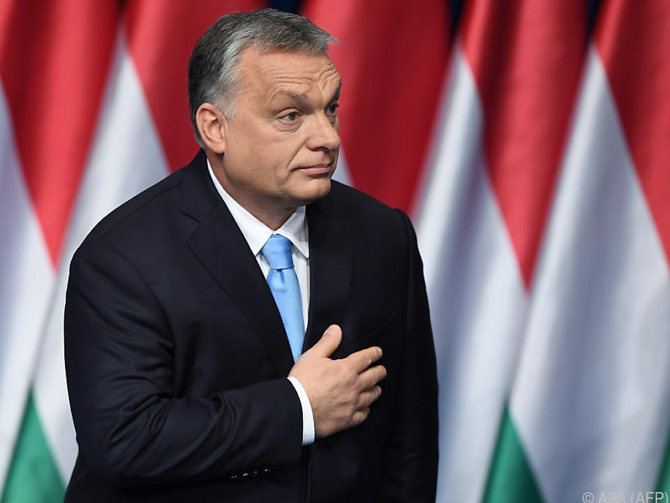 Viktor Orban entschuldigte sich in einem Brief