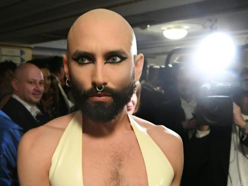 Weiterhin scheint alles offen für Conchita Wurst